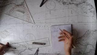 Практическое задание по Навигации (Прокладка)