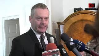 Novinarska konferenca o jubilejnem letu Huga Wolfa – Izjava župana MO Slovenj Gradec Tilna Kluglerja