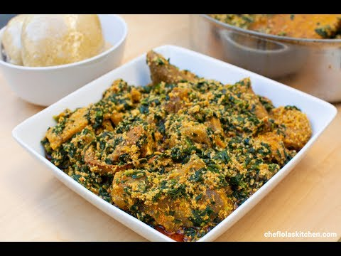 How To Make Egusi Soup