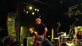 """36 Crazyfists """"I'll Go Until My Heart Stops"""" @ House Of Blues Sunset"""