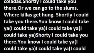 Take you there Sean Kingston + Lyrics
