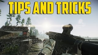 Escape From Tarkov - Tips and Tricks