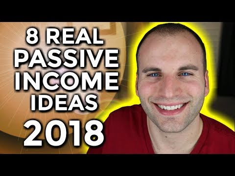 8 Ways To Make Passive Income Online 2018 – How I Made $2500 In A Single Day
