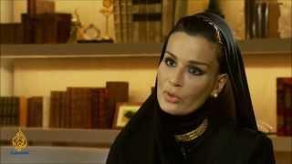 صورة قطر من خلال الشّيخة موزا بنت ناصر The Communication of Qatar through Sheikha Moza