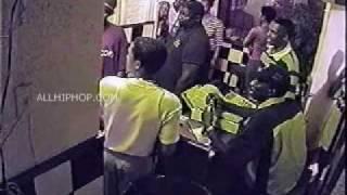 Surveillance Footage Of C-Murder Attempting To Shoot