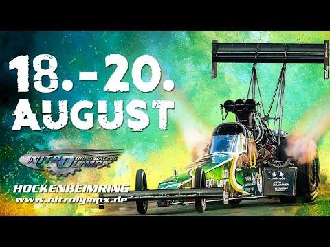 2017 FIA NitrOlympX at Hockenheimring - Full Car Classes TV Show