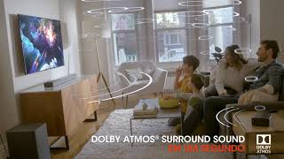YouTube Video LqIXuibeNK8 for Product JBL BAR 9.1 Soundbar w/ Wireless Surround, Subwoofer, and Dolby Atmos by Company JBL in Industry Soundbars