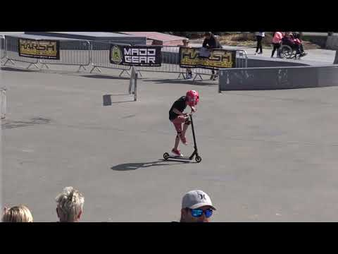 New Zealand Scooter Nationals 2020 - Under 7's Thomas Bailey