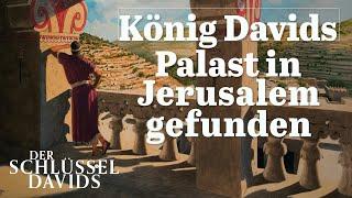 König Davids Palast in Jerusalem gefunden