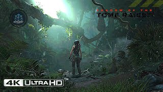 Shadow Of Tomb Raider - The Beginning Walkthrough | Official Gameplay 4K [1080p HD 60FPS PC]