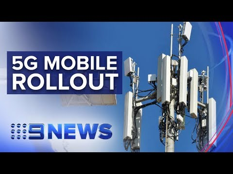 Faster 5G internet across South East Queensland | Nine News Australia