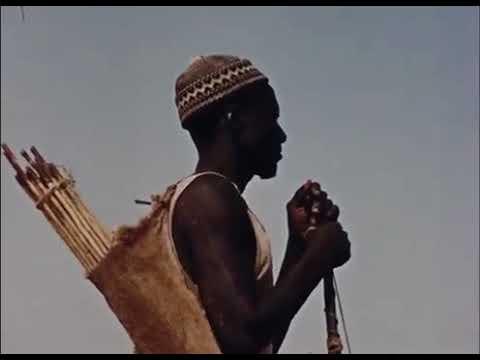 La Chasse au Lion à l'arc / Hunting the Lion with Bow and Arrow (trailer) - AIFF 2017