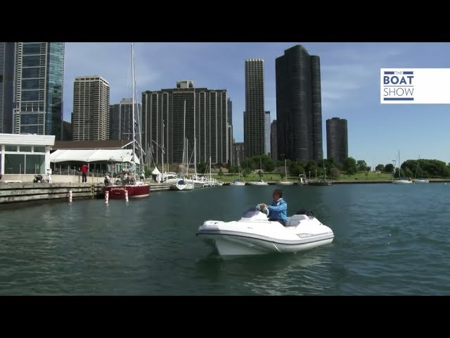 [ENG]  ZAR TENDER ZF 1 - Full Review - The Boat Show