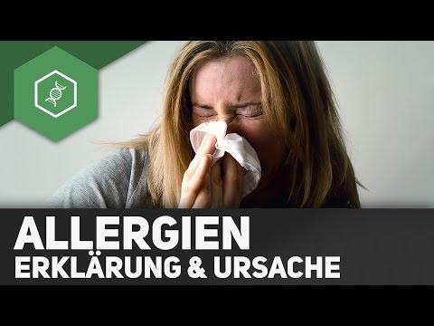 Allergien - Erklärung, Symptome und Ursachen