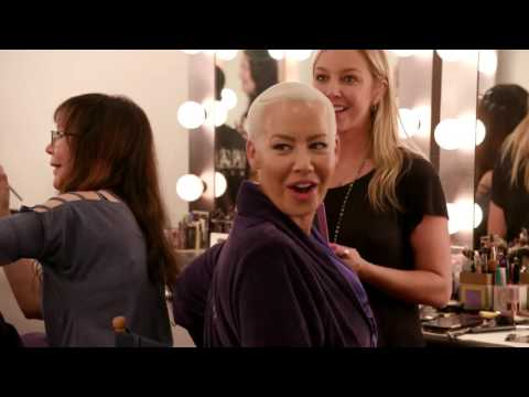 Amber Rose Meets Maksim Chmerkovskiy - Dancing With the Stars
