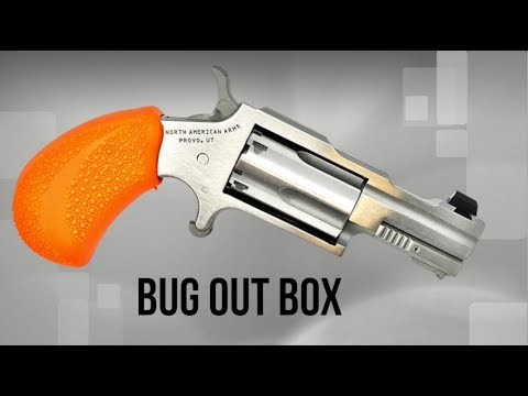 The Bug Out Revolver