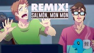 Salmón - Rubius & Mangel REMIX!