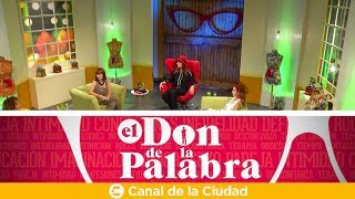Mabby Autino, Silvia Freire, Lorena Toso y Anabel Cherubito en El Don de la Palabra | Kholo.pk
