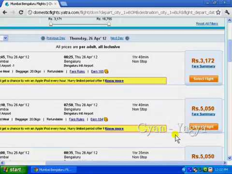 Getting Information & Ticket Booking For Air Travel In Hindi Mp3