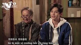 """[Vietsub]""""Bà nội Hoa"""" nhận xét về Hoa Bưu - Hầu Minh Hạo"""