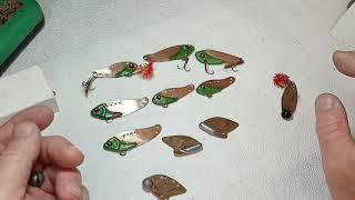Цикада для летней рыбалки
