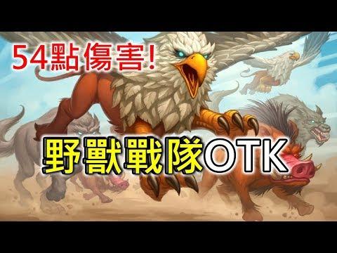 肥貓丸-野獸戰隊OTK 實戰