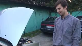 Saab 9000 из Ставропольского края. Живые машины юга России