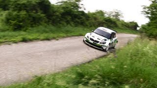preview picture of video 'Rally Hustopeče 2013 - Jan Kopecký MAXIMUM ATTACK [HD]'