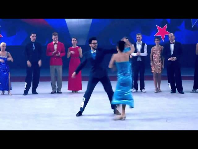 Boogie Woogie Slow Final  Moscow World Masters 2015 WRRC