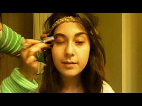 Greek Goddess Makeup Tutorial By Jordbenatar