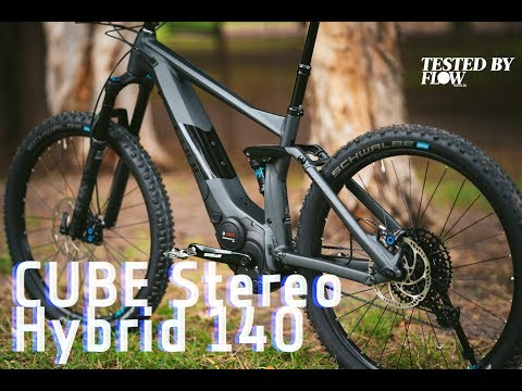 Tested: Cube Stereo Hybrid 140 Race 500 27.5, $5K killer value e-bike.