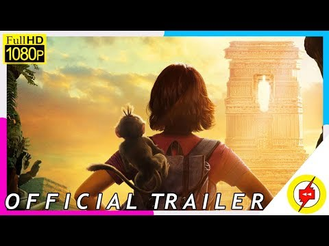 Dora and the Lost City of Gold 2019 | Official Trailer | Isabela Moner, Michael Peña