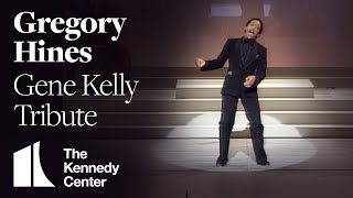 Gregory Hines - I Got Rhythm / Fascinating Rhythm (Gene Kelly Tribute) - 1982 Kennedy Center Honors