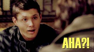 smart huh? you two are lucky you have your looks • dean & sam