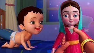 Aaja Meri Gudiya Rani | Hindi Rhymes for Children | Infobells