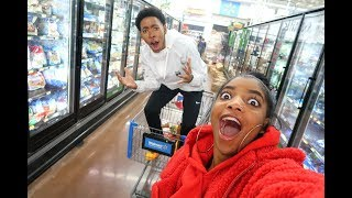 Download Youtube: CRAZY LATE NIGHT GROCERY SHOPPING | VLOGMAS DAY 3