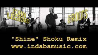 John Legend and the Roots  - Shine -