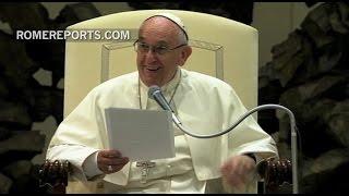 El Papa retoma la audiencia general del miércoles recordando su viaje a Polonia