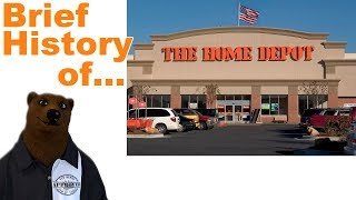 The History of Home Depot (More Drama than you can fit in a  5 gallon bucket)