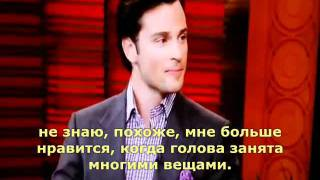 Томас Джон Патрик Уэллинг, Tom Welling - Regis and Kelly's 2011 часть2 ( RUS)