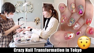 I Let A Top Manicurist In Japan Do Whatever She Wanted To My Nails