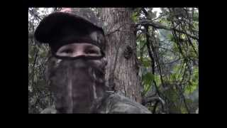 preview picture of video '252 OUTDOORS Billy Lowe Hunting with Crossbow 2013 Deer Season!'