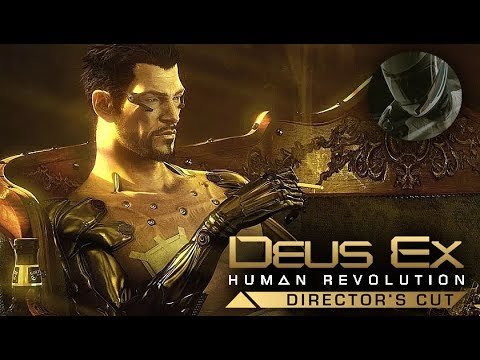 DEUS EX: Human Revolution - Director's Cut - 도시락 (Доширак) Спасет Мир!