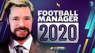 THE TEAM SWEAT PROJECT! Ep. 01 - Football Manager 2020