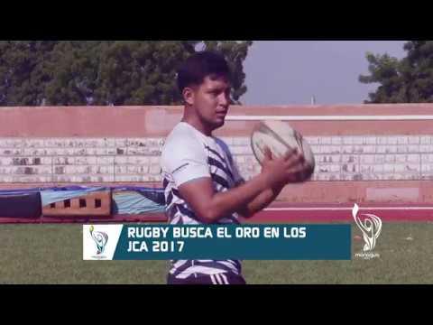 RUGBY BUSCA ORO EN LOS JCA 2017