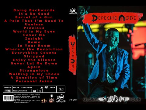 Depeche Mode Policy Of Truth Mexico 2018 Mp3