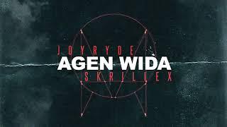 JOYRYDE & Skrillex   AGEN WIDA [Official Audio]