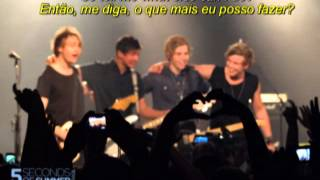 5 Seconds Of Summer - Eighteen (Letra + Tradução)