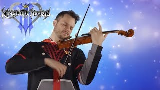 """Kingdom Hearts 3 - """"Dearly Beloved"""" Violin Cover"""