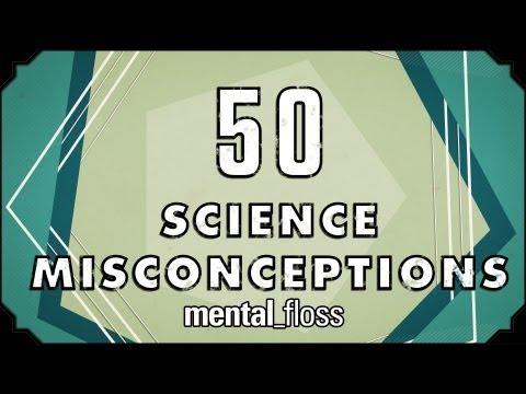 50 vědeckých omylů